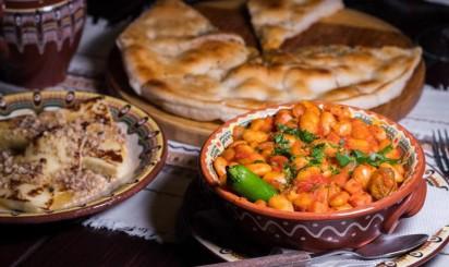 Блюда национальной кухни Болгарии