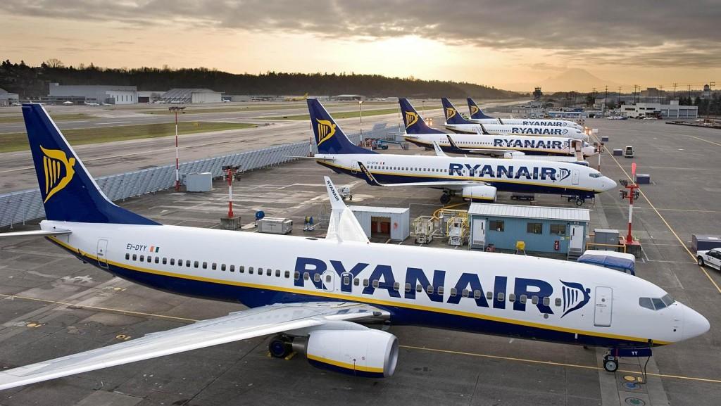 Самолеты Ryanair