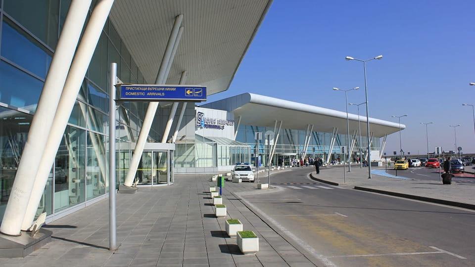Аэропорт София