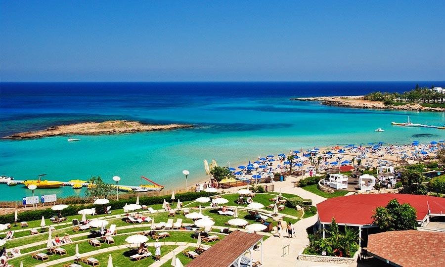 Туры Протарас, Кипр