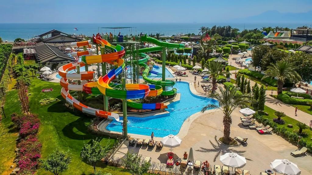 Отель Limak Lara Deluxe Hotel (Турция Анталья)