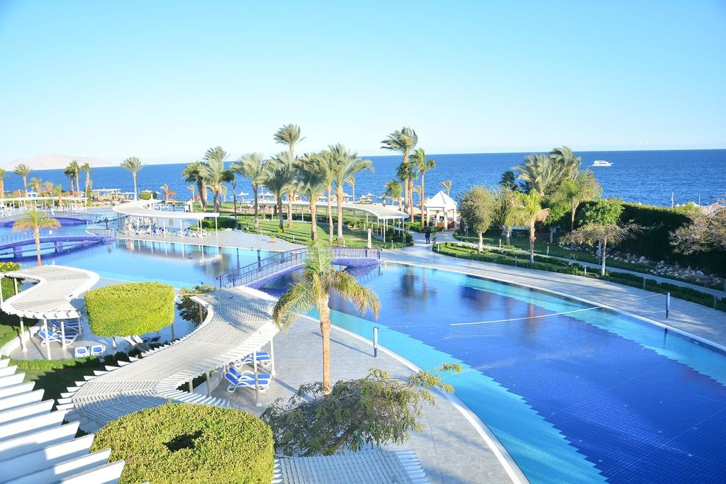 Отель Monte Carlo Sharm Resort & Spa в Шарм-эль-Шейхе