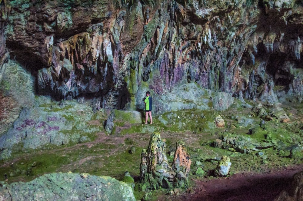 Пещера Нимара около Мармариса