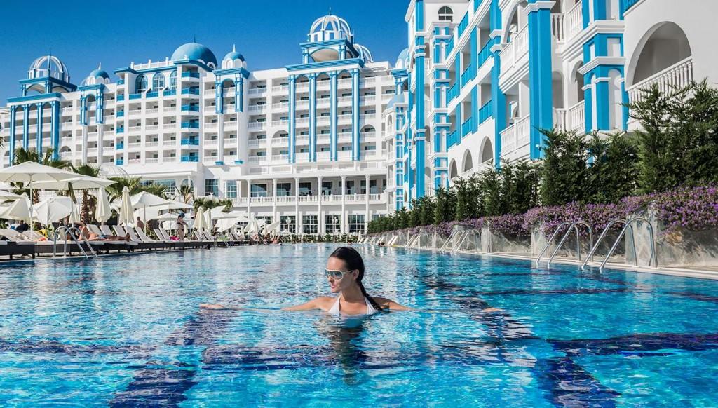 Отель Rubi Platinum Spa Resort & Suites (Турция Аланья)