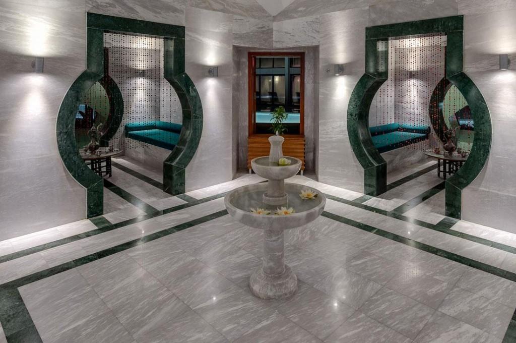 Spa центр в отеле Susesi Luxury Resort