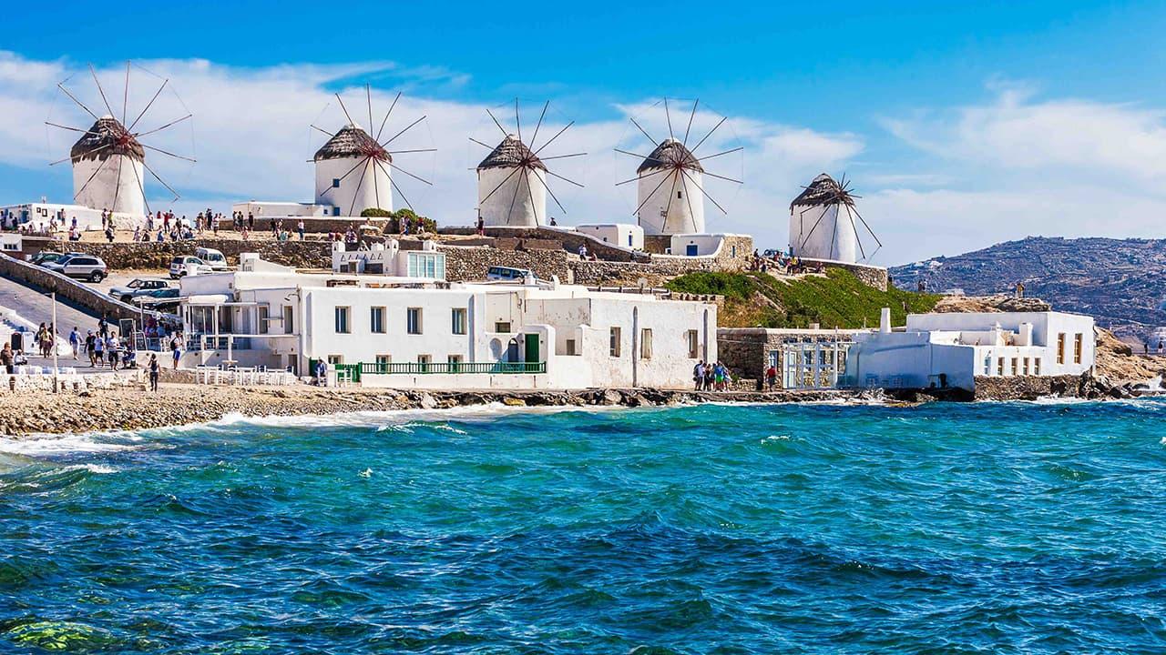Раннее бронирование туров в Грецию