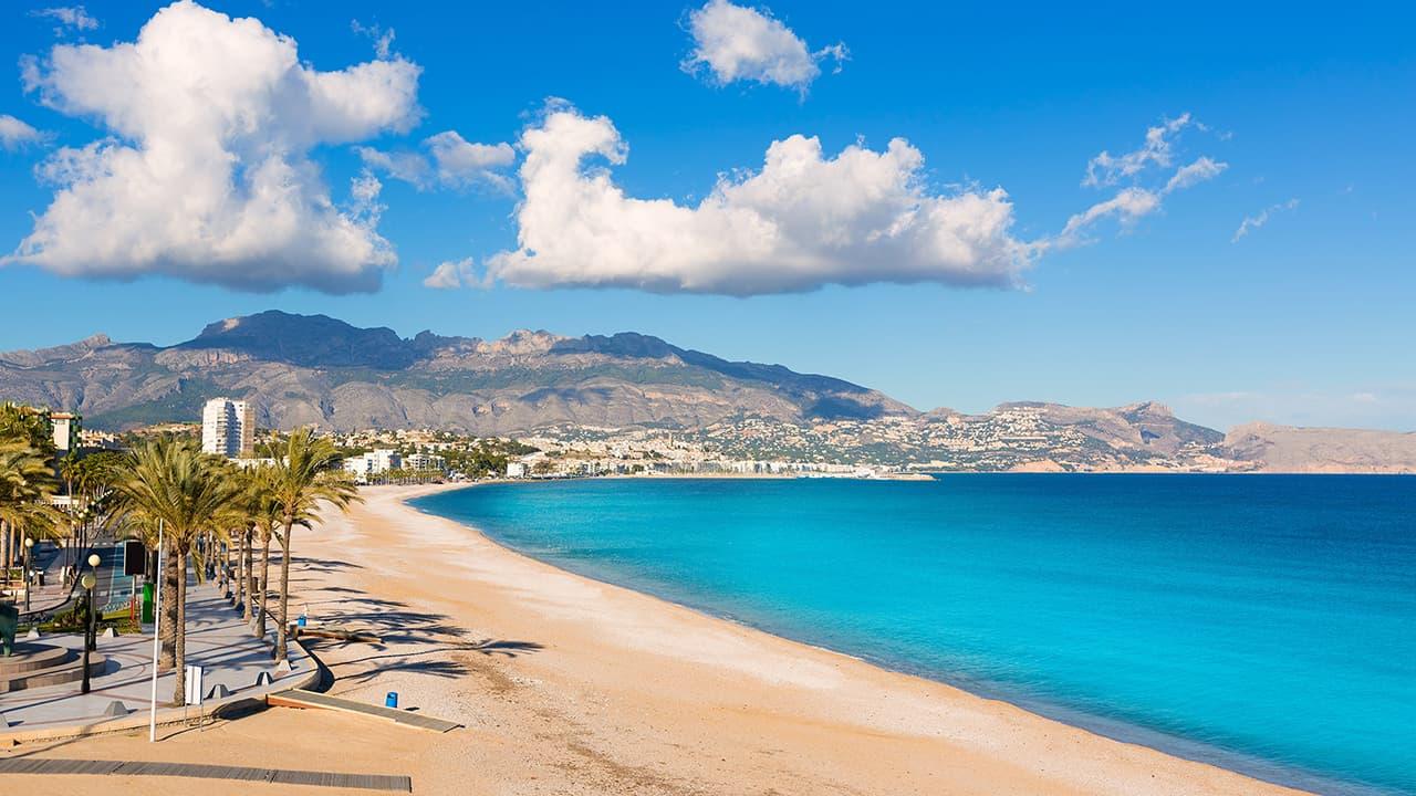 tury na costa blanca - Испания