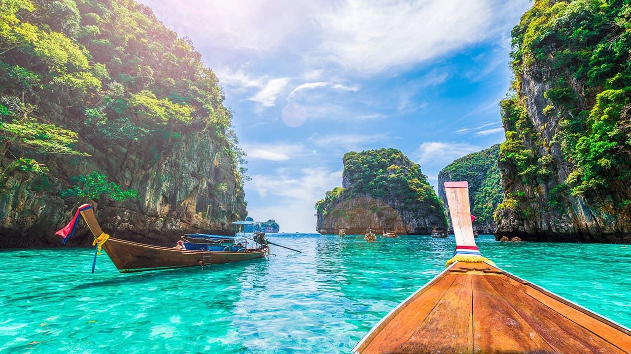 tury na phi phi - Таїланд