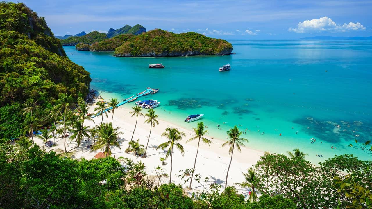 tury na samui - Таиланд