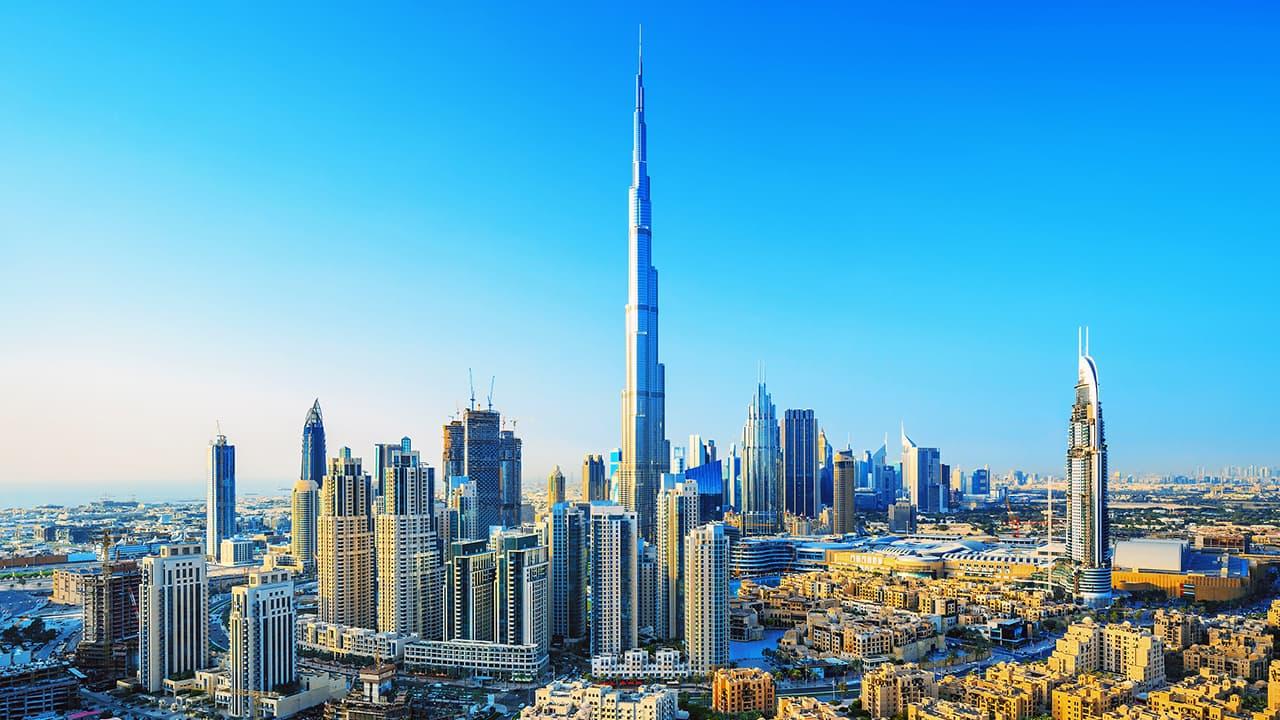 Чартерные рейсы в Дубай
