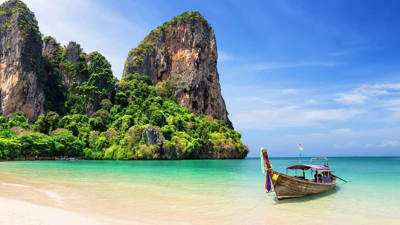 tury v krabi - Таиланд