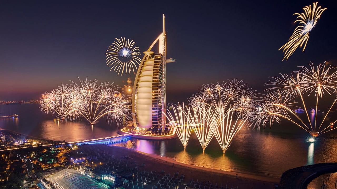 Туры в ОАЭ на Новый год