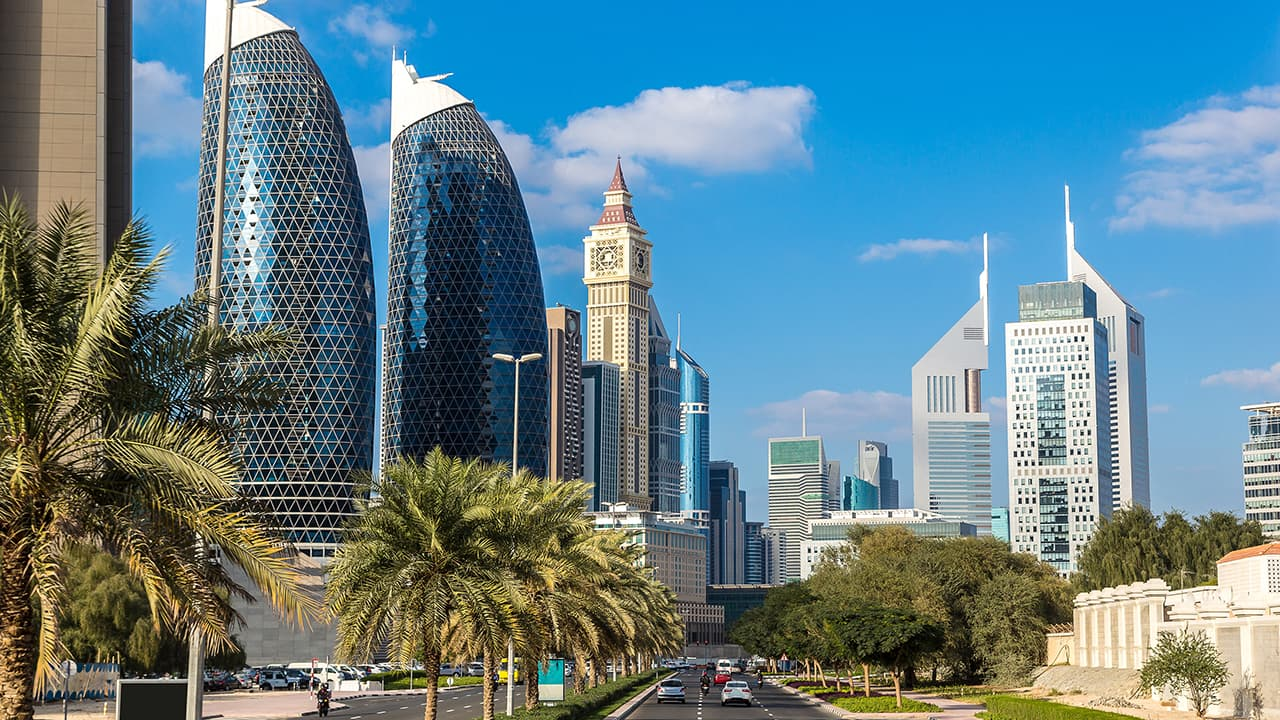 Чартерные рейсы в ОАЭ