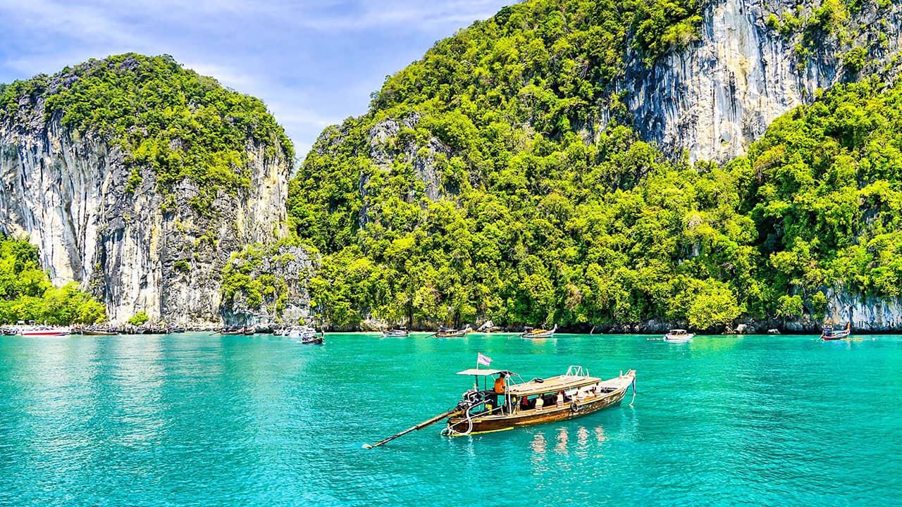 Туры в Таиланд на июль