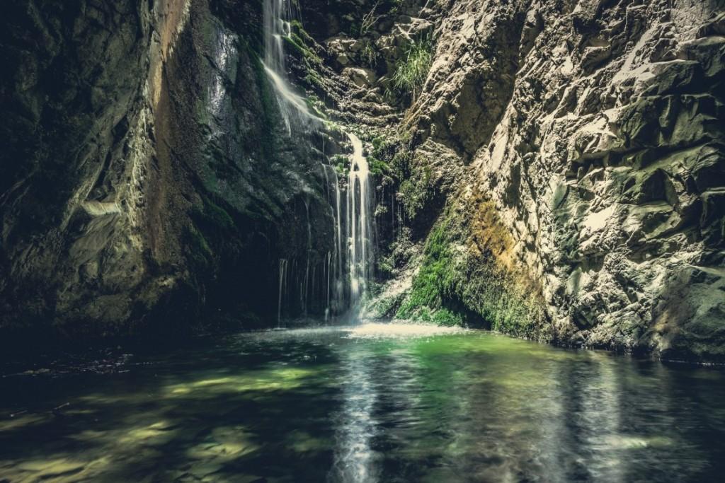 Купальня Афродиты на Кипре