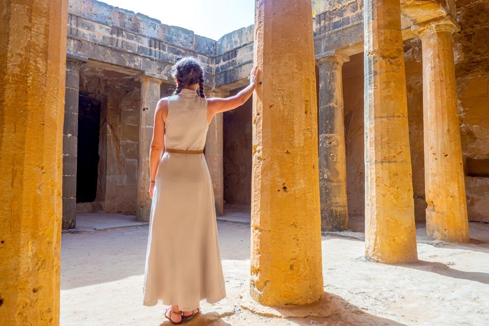 Усыпальницы царей в Пафосе