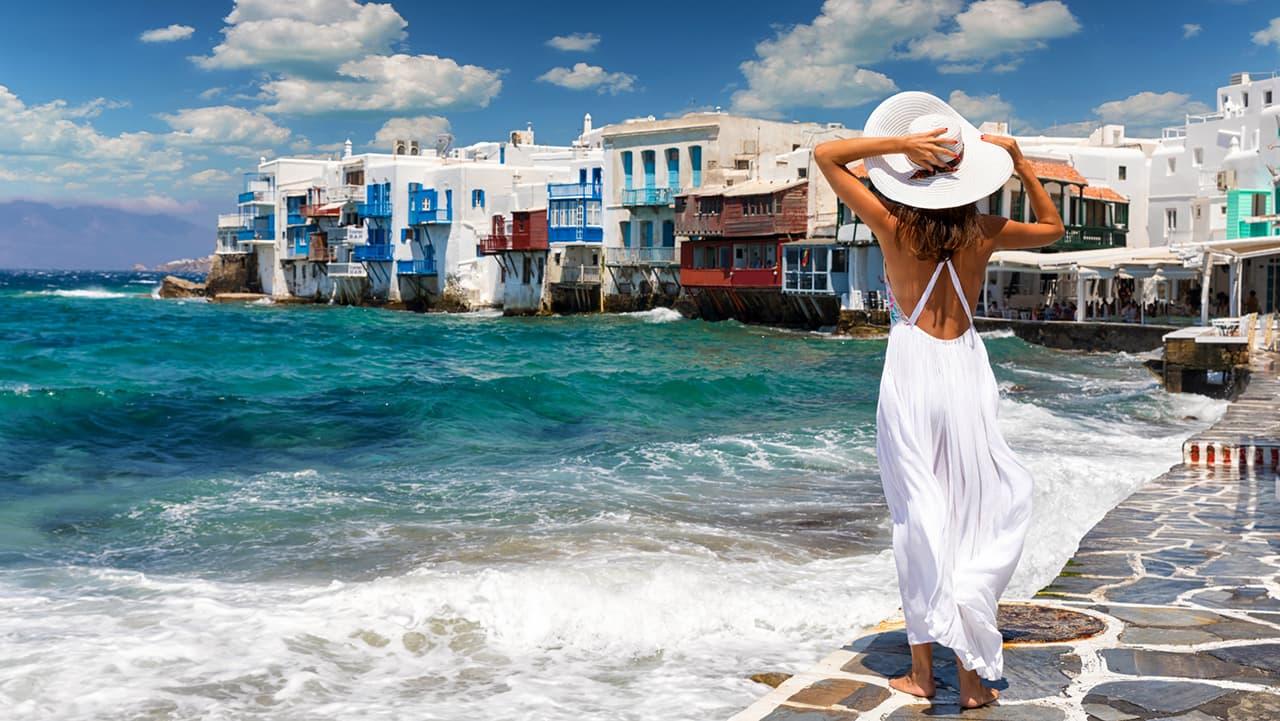 Туры в Грецию из Одессы
