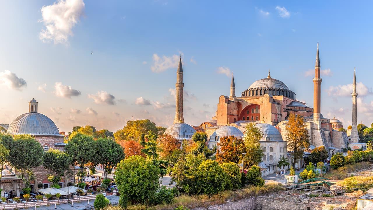 Чартерные рейсы в Стамбул