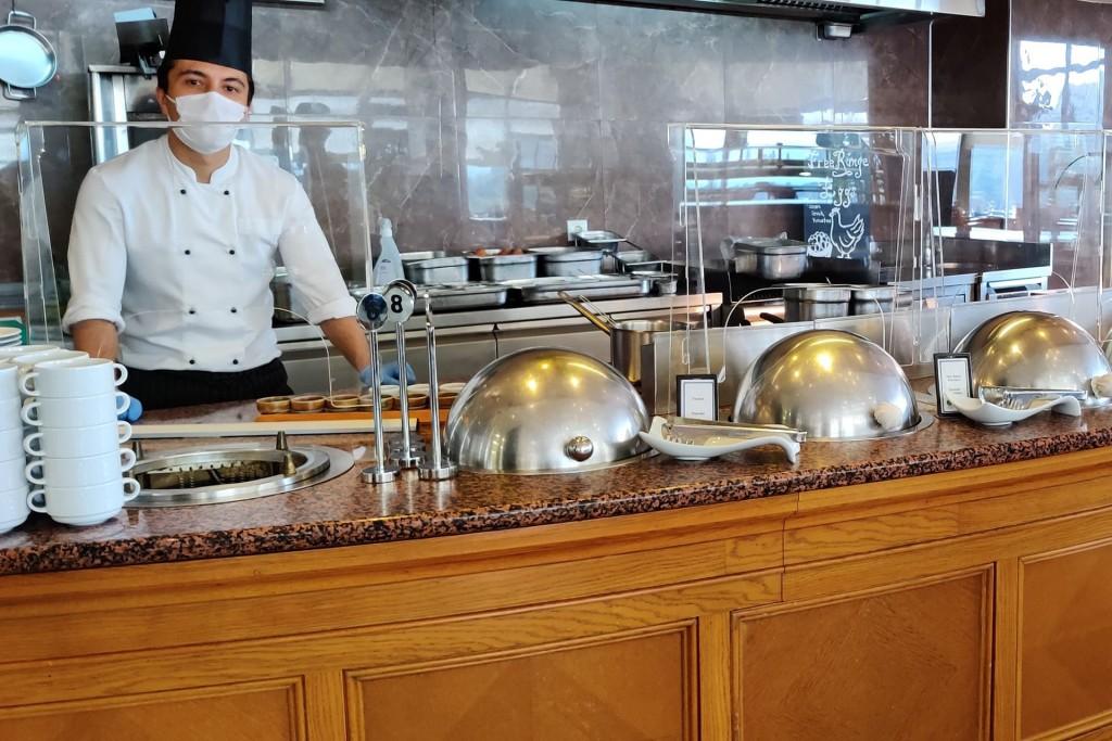 Hilton Istanbul Bosphorus Restaurant