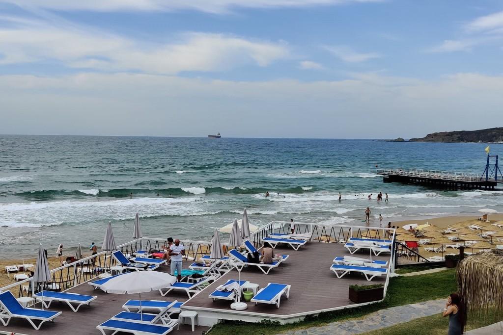 Пляжный клуб Solar Beach