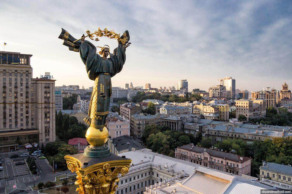 Чартерные рейсы в/из Киева