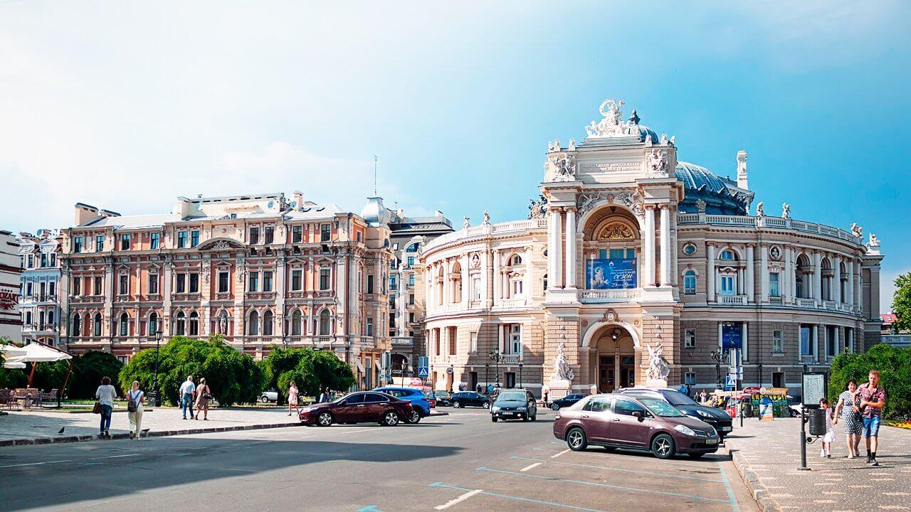 Чартерные рейсы в/из Одессы