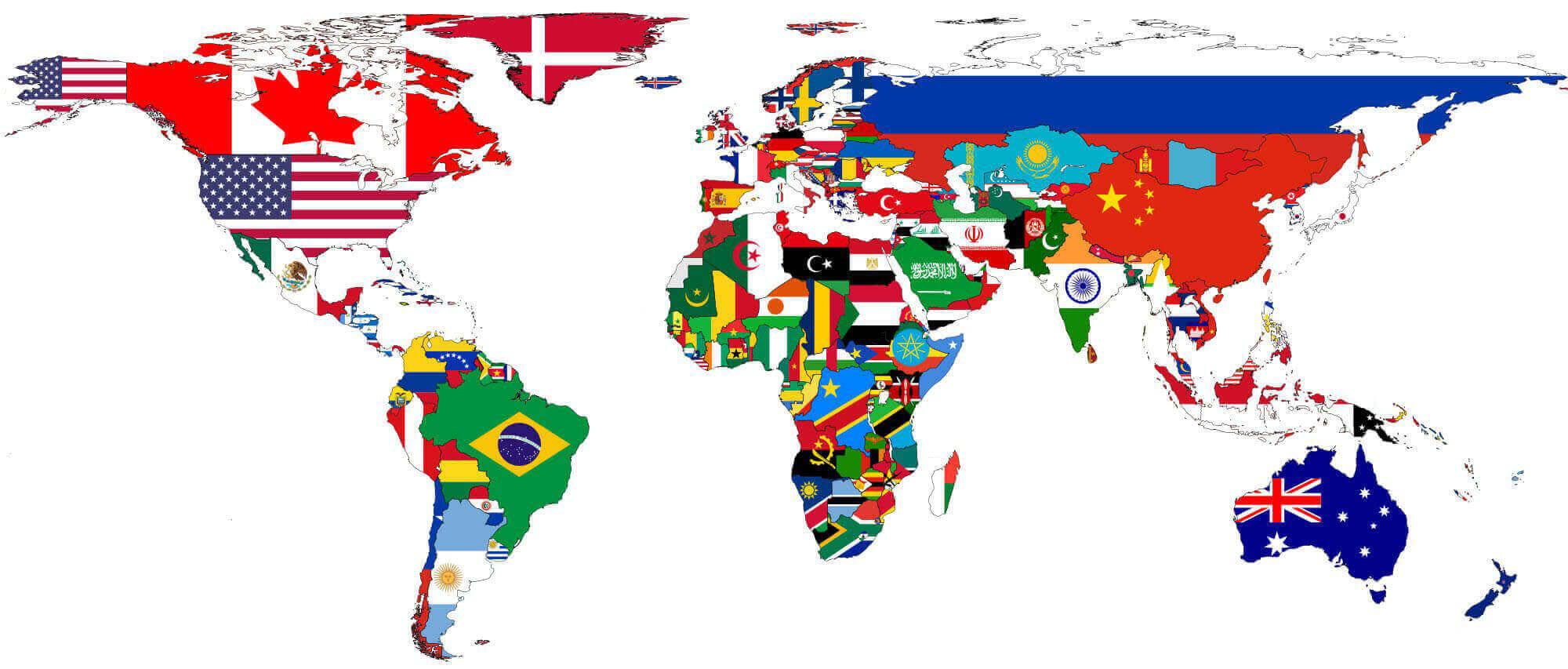 Страховки в Азию и другие страны мира
