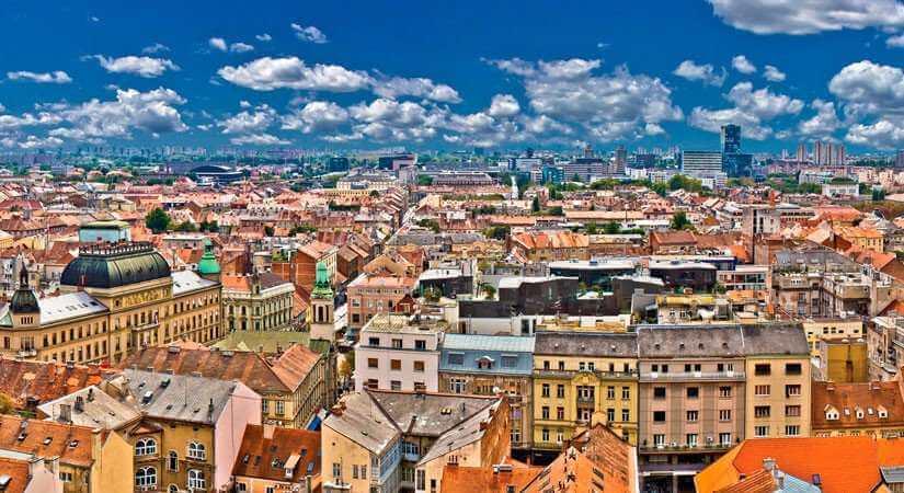 Чартерные рейсы в Загреб