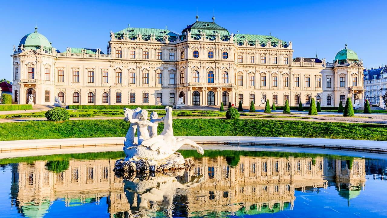 Туры в Австрию из Харькова