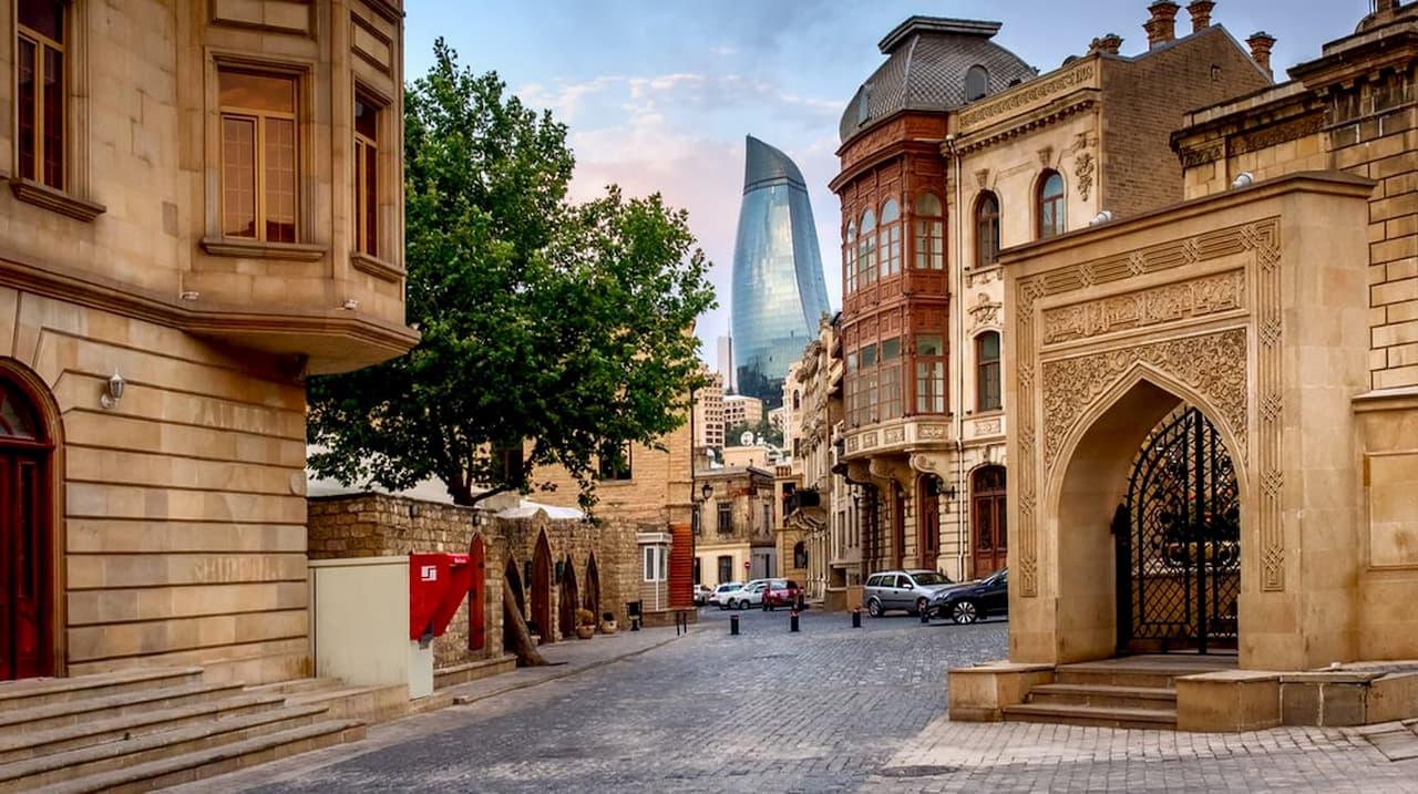 Туры в Азербайджан из Харькова
