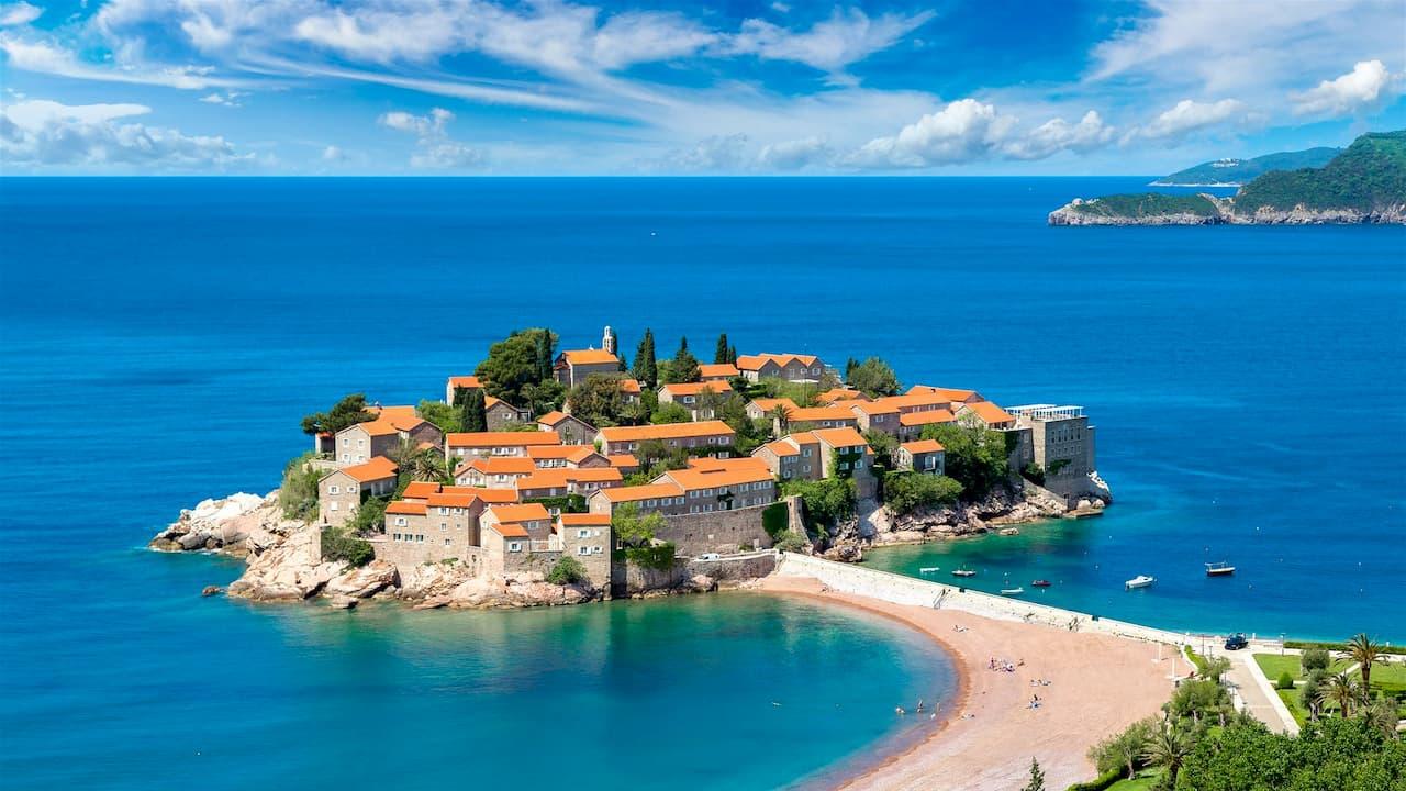 Туры в Черногорию на июль