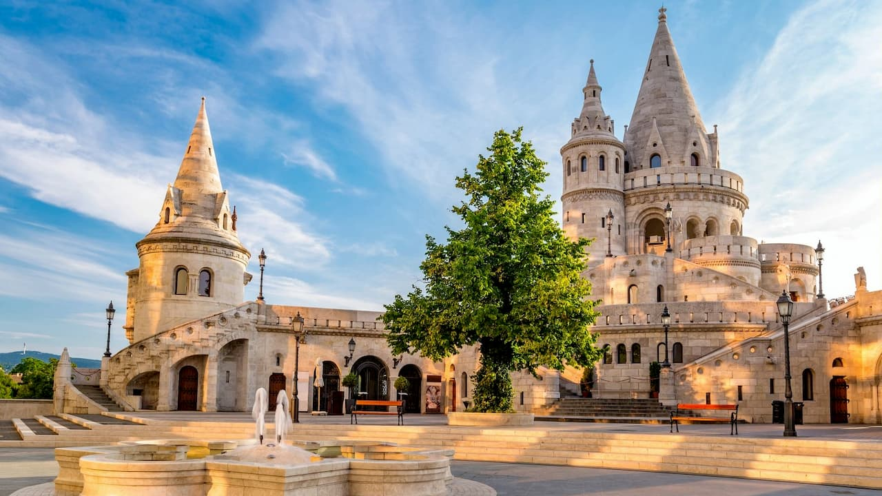 Туры в Венгрию из Харькова