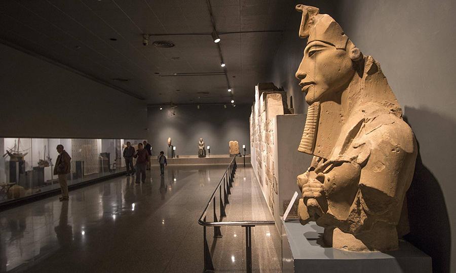 Музей древностей в Луксоре