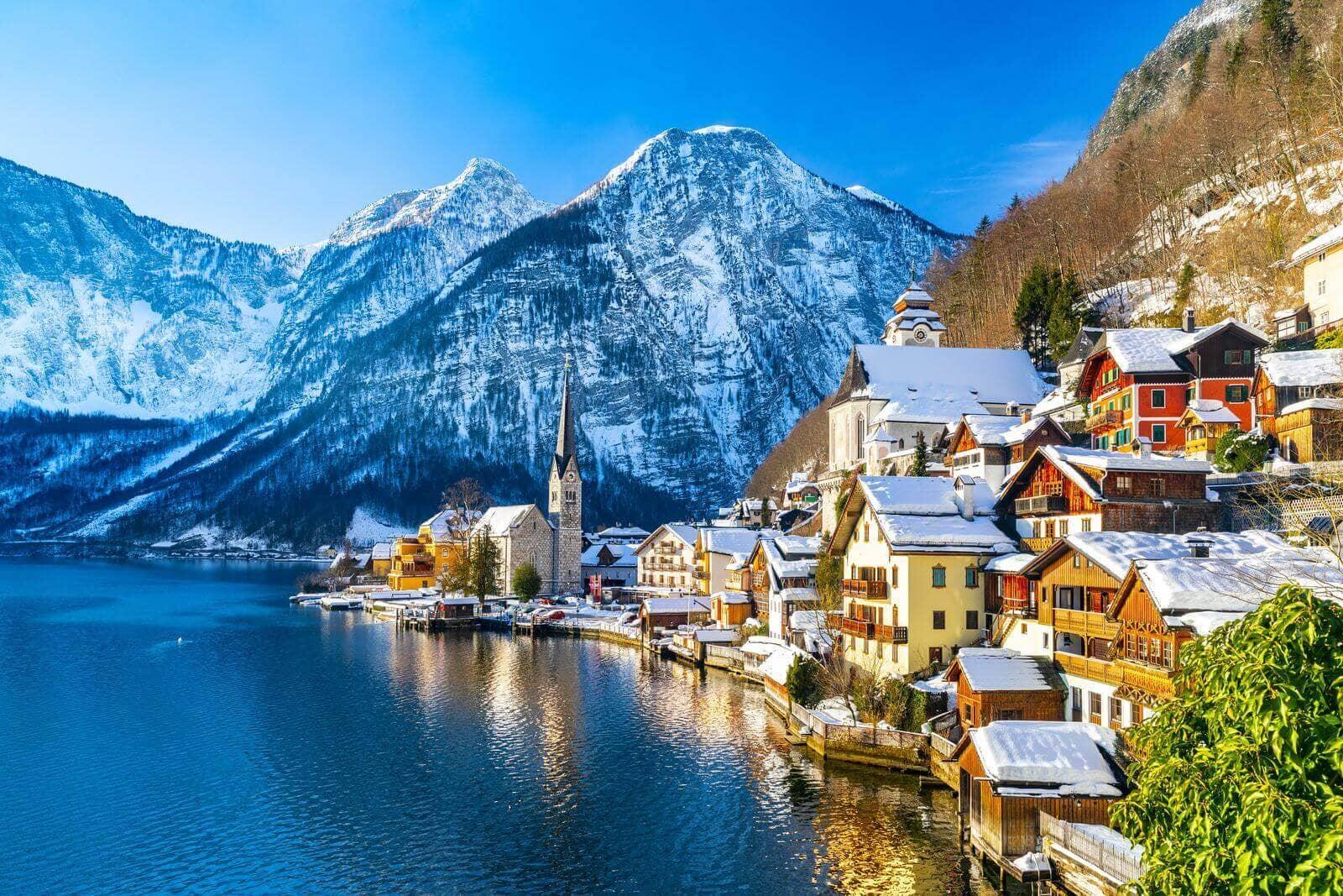 Чартерные рейсы в Австрию