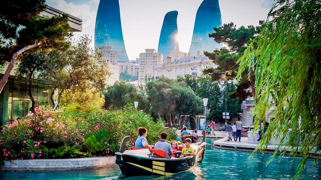 Туры в Азербайджан из Киева