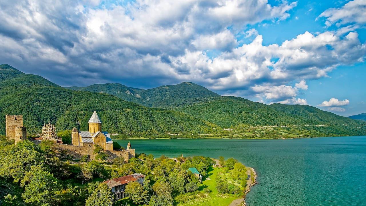 Туры в Грузию из Киева