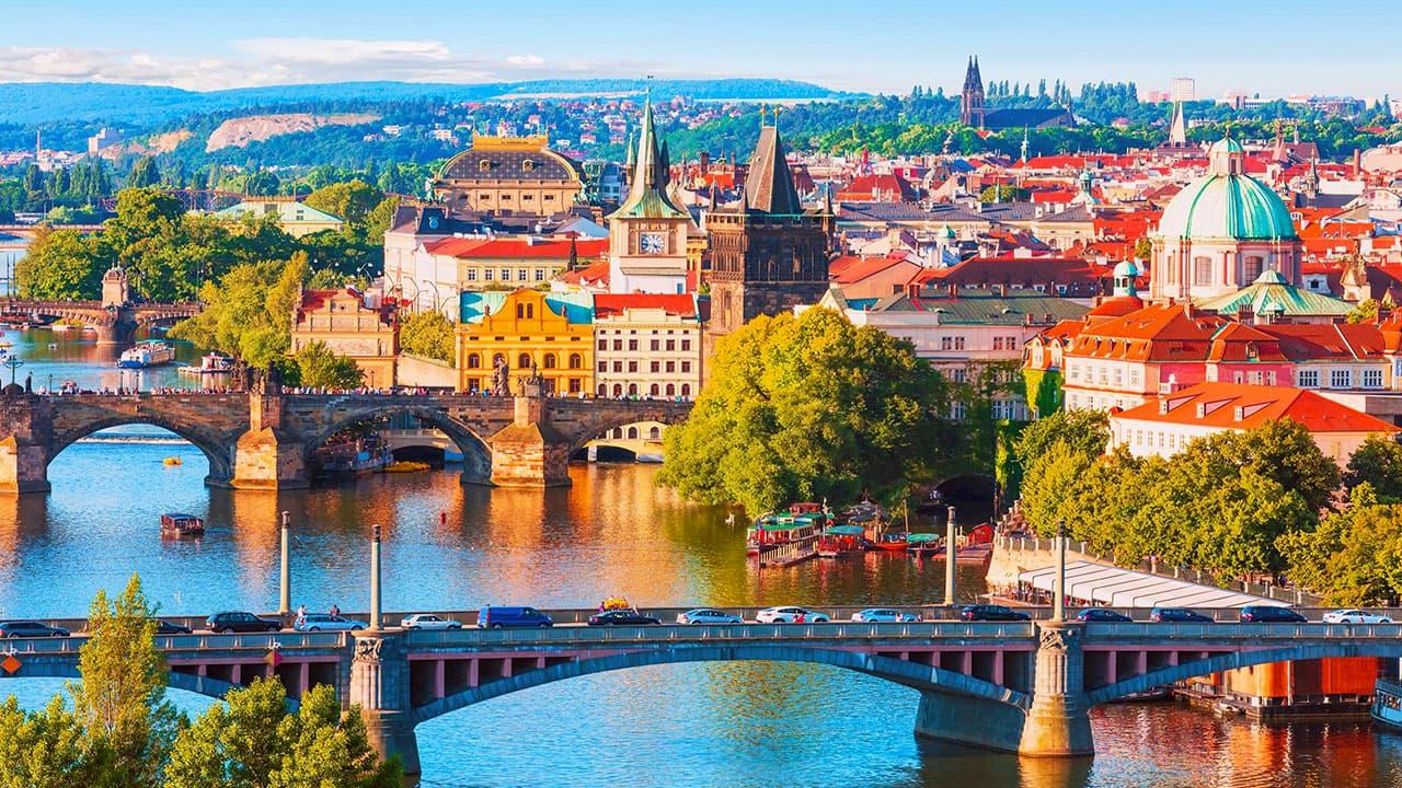 Туры в Чехию на июль