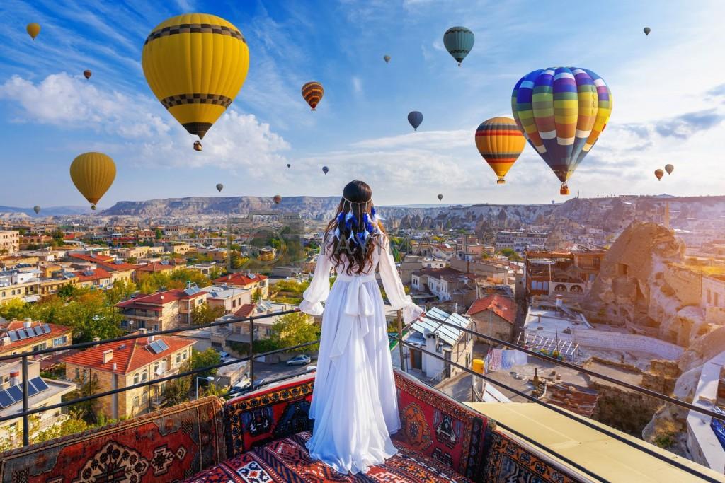 Воздушные шары Каппадокия