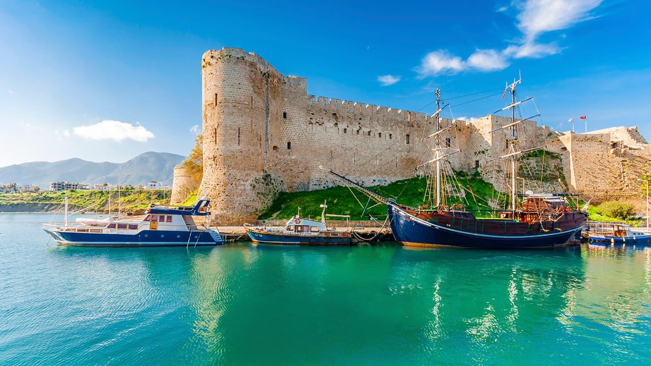 Горящие туры на Кипр из Запорожья