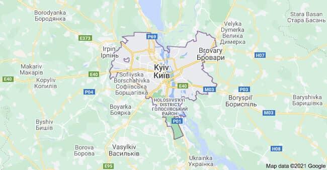 Турфирмы Киева