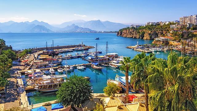Раннее бронирование туров в Турцию