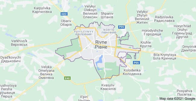Турагентства Ровно