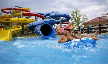 Лучшие аквапарки Болгарии