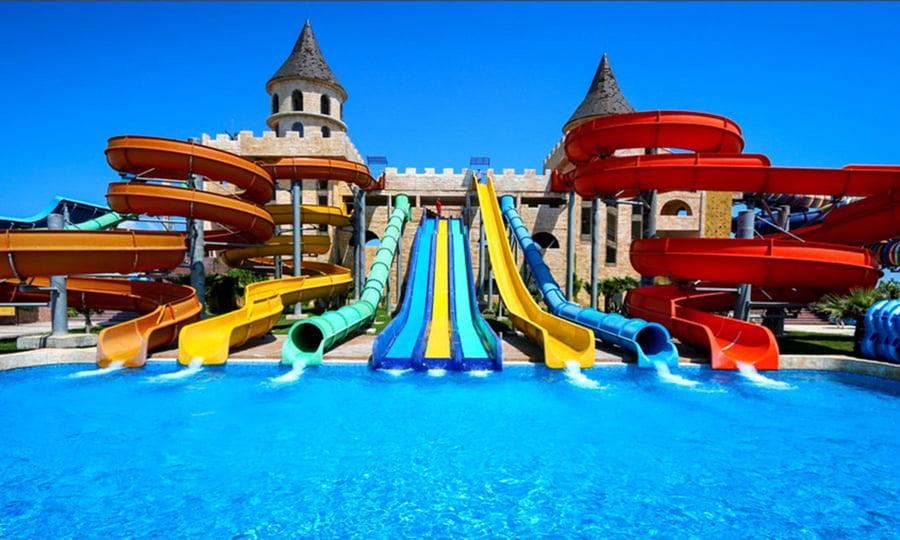 Аквапарк Aqua Paradise (Несебр)