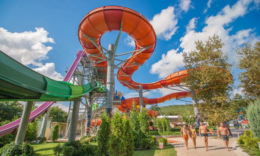 Аквапарк Aquamania (Албена)