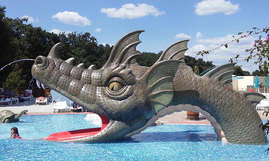 Аквапарк Aquapolis (Золотые Пески)