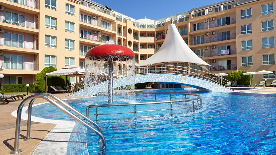 Отели Болгарии 3 звезды