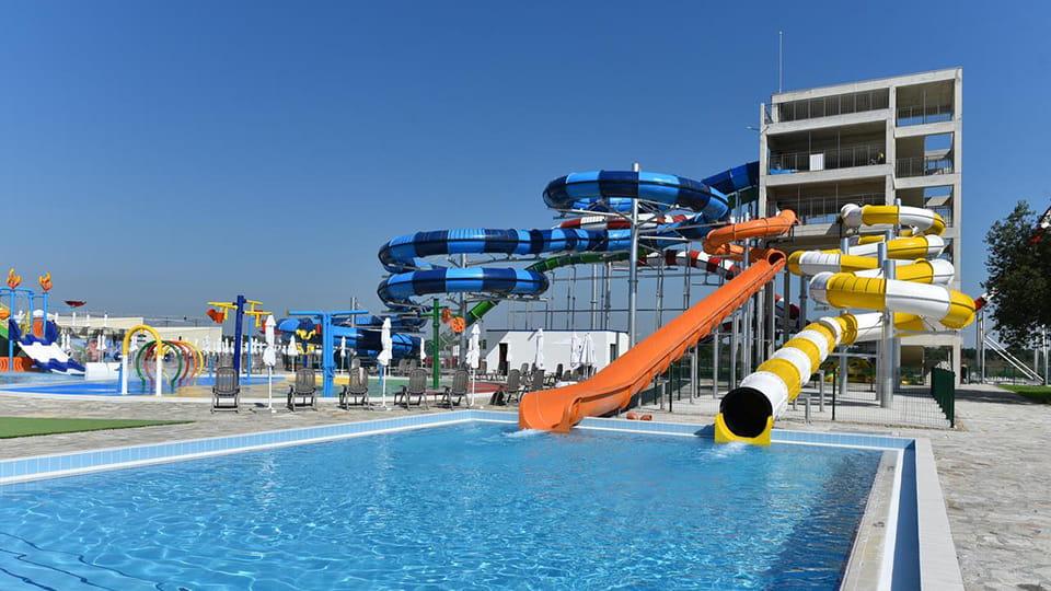 Отели Болгарии с аквапарками