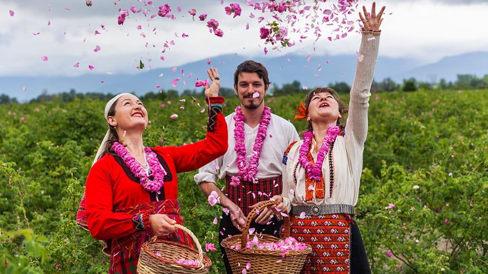 Праздники в Болгарии
