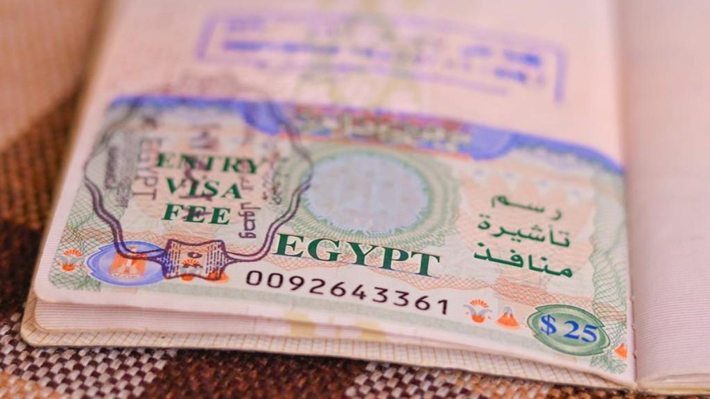 В Египте возвращают платные визы